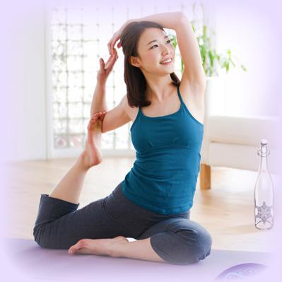 Achtsamkeitsübungen durch Yoga