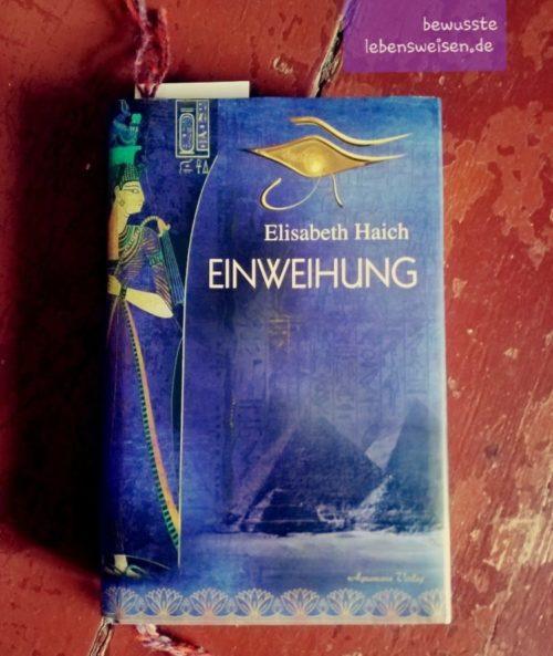 Read more about the article Einweihung von Elisabeth Haich