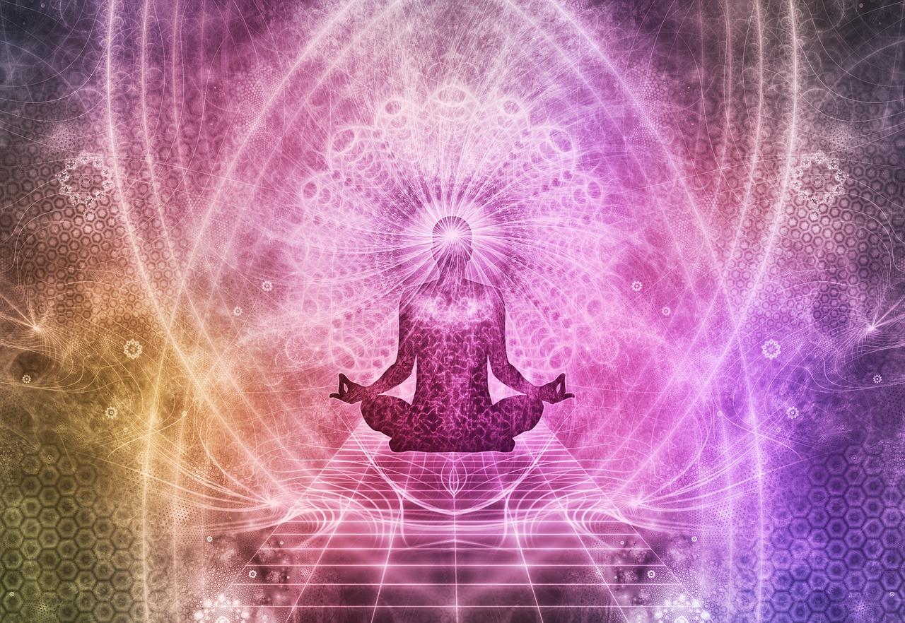 Meditation lernen Energiefelder Raumzeit