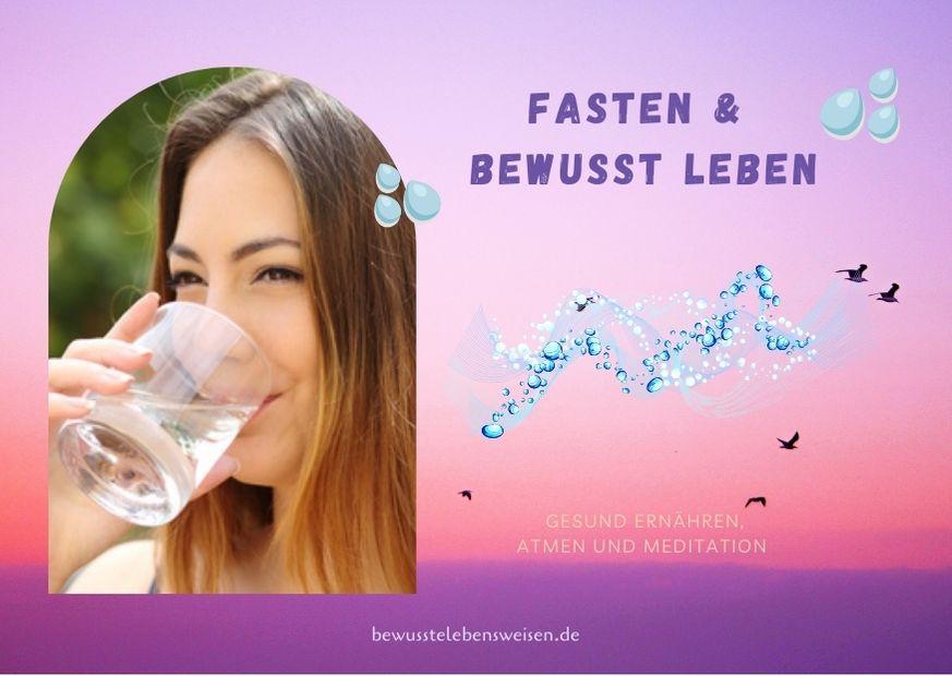 Read more about the article Fasten und bewusst leben