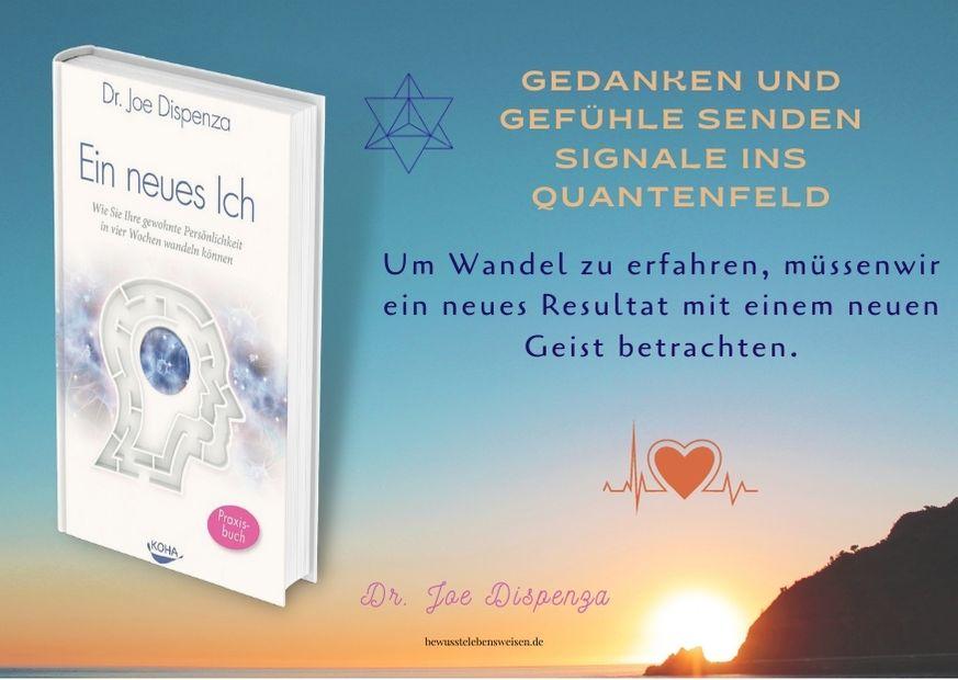 Read more about the article Ein neues Ich von Joe Dispenza