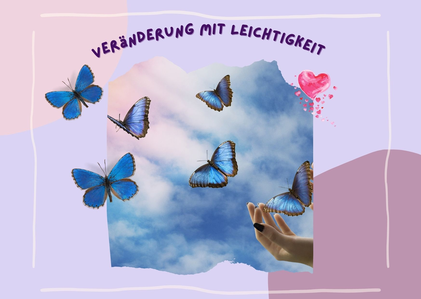 Read more about the article Veränderung mit Leichtigkeit