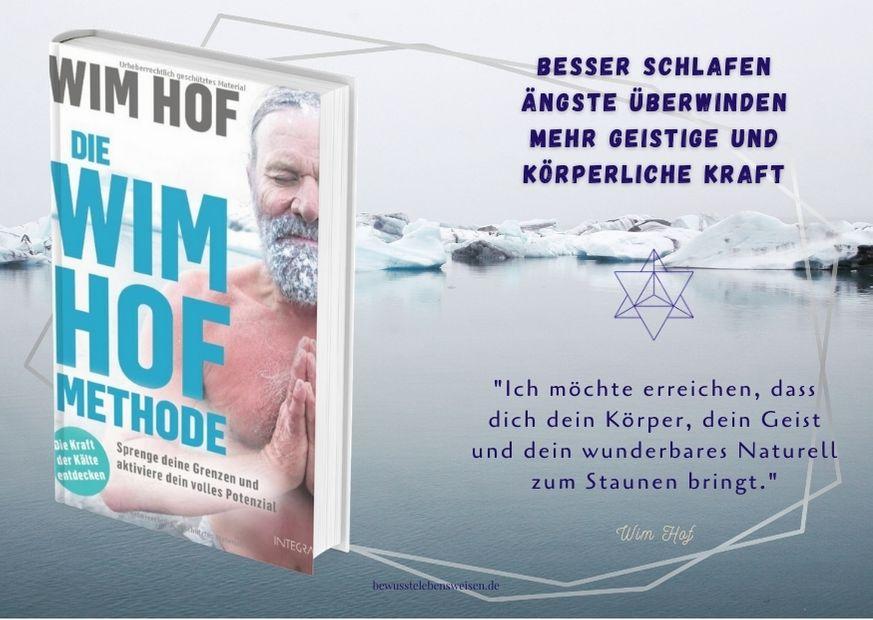 Wim Hof Atmen und Grenzen sprengen