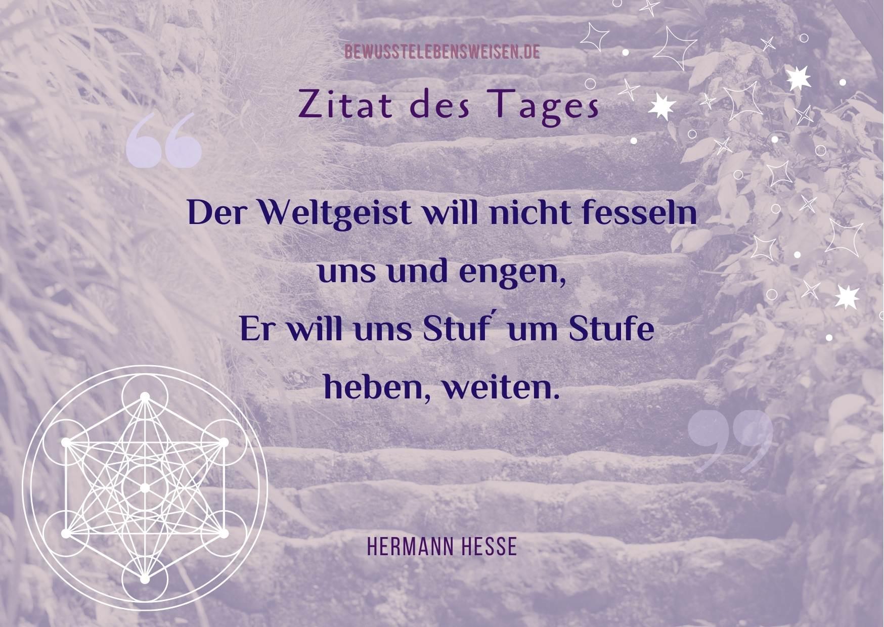 """Read more about the article Das Gedicht """"Stufen"""" von Hermann Hesse"""